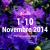 4 Nuove Piante della Prima Decade di Novembre